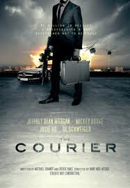 The Courier Pelicula Online [MEGA] [LATINO]