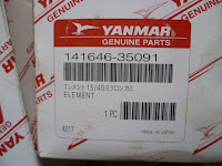 Yanmar Engine Spare parts for Sale, Yanmar S 165 LEN, S165
