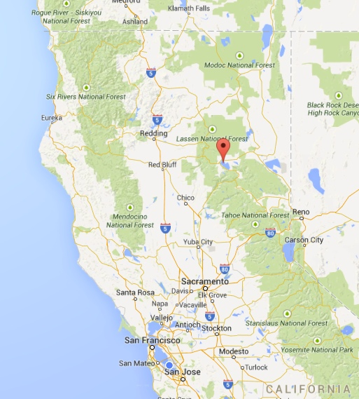 SearchReSearch Answer Wheres The Lake Part Of - Lakes in california map