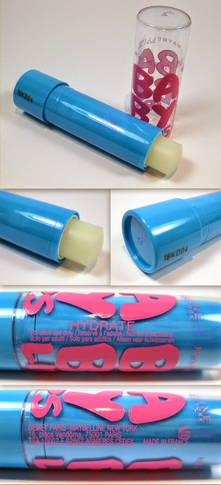 Maybelline - Baby Lips n° 01 - Hydrate