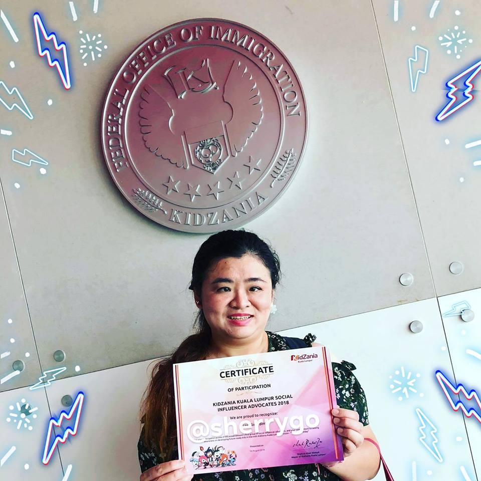 KidZania Kuala Lumpur Social Influencer Advocates 2018