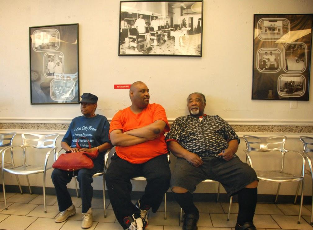 Detroit Dissolving:: Sheps Barber and Beauty Shop Highland Park, Mi ...