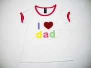 GAP I Love Mom Item Code: GPM1 Size: (Bigger Cutting) 1 YearsSOLD OUT