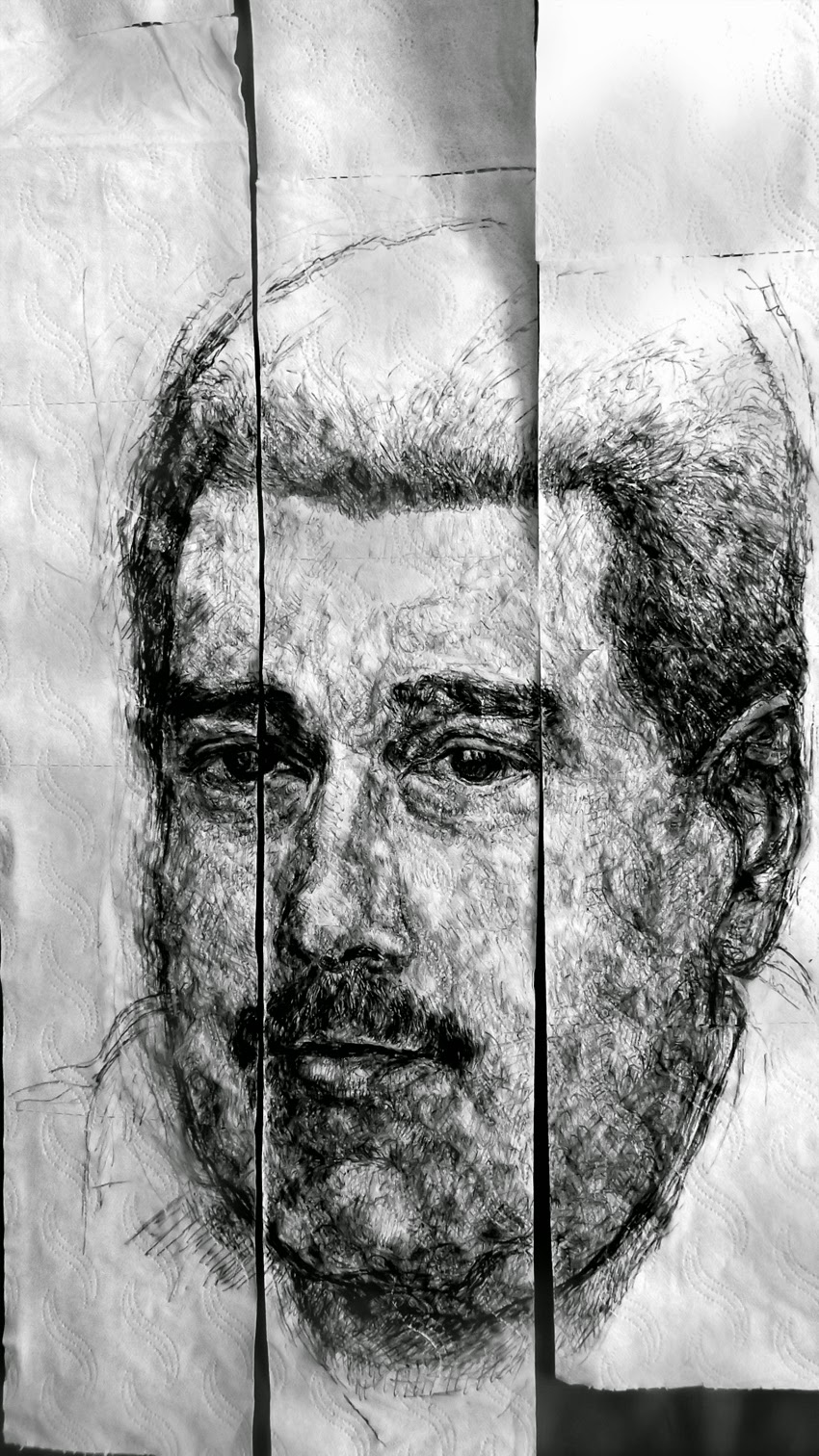 """""""Nicolás Maduro"""", """"Venezuela"""", """"líder"""", """"retrato"""", """"papel higiénico"""", """"papel de baño"""", """"bolígrafo"""", """"le frère"""", """"le frere"""""""