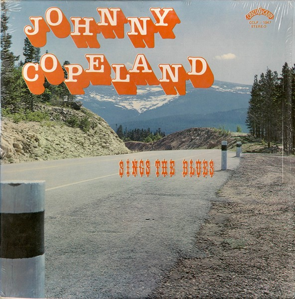Johnny Copeland Make My Home Where I Hang My Hat