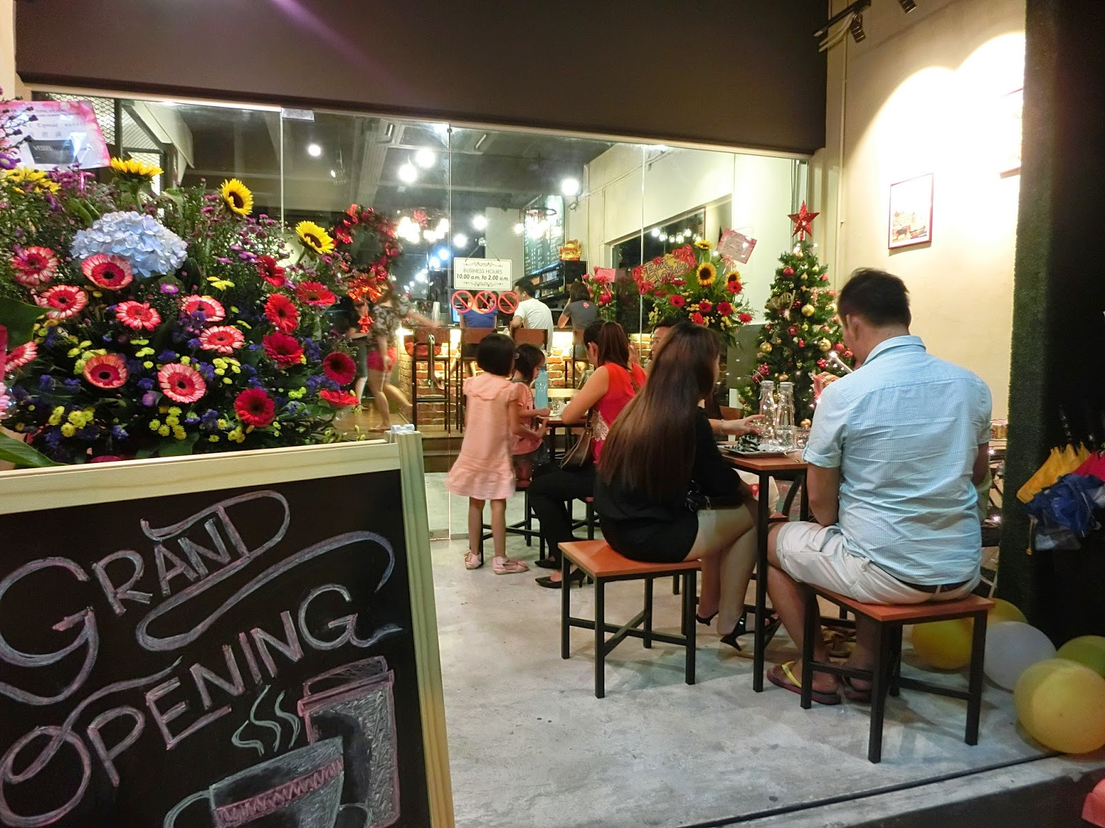 Ac espresso kampar new town feliciaace and it opened at such a right time when students are having their exam junglespirit Images