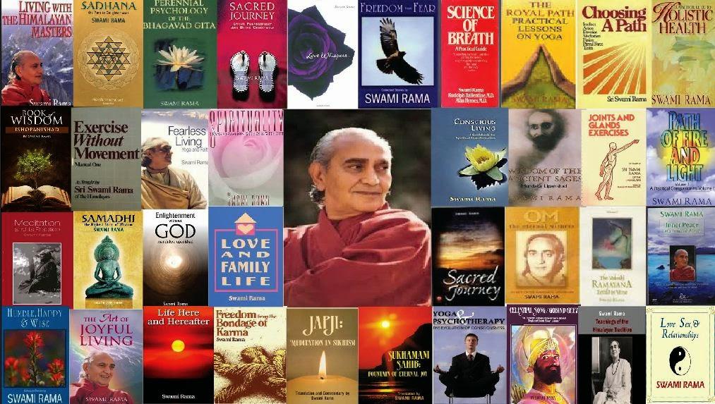 swami rama books