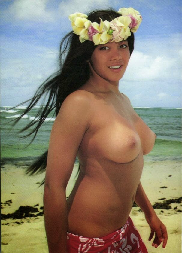 Native hawaiian girl nude