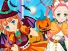 2 Kişilik Süpriz Cadılar Bayramı Kostümü