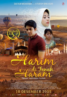 Harim di Tanah Haram (2015), Harim di Tanah Haram, Sinopsis Harim di Tanah Haram (2015)