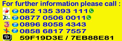 Informasi Serta Pemesanan
