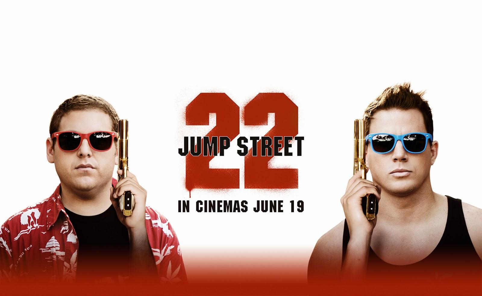 22 Jump Street (2014) | The Snarky Reviewer
