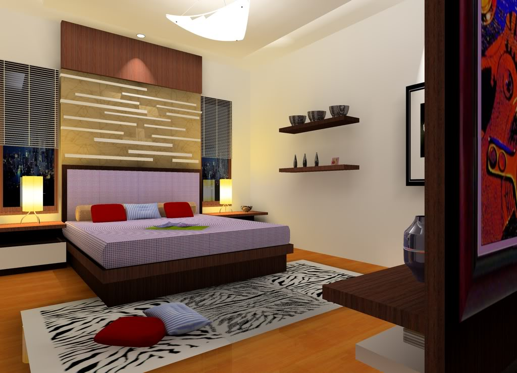 New home designs latest modern homes interior decoration designs ideas - Latest bedroom design ...