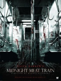 The Midnight Meat Train (2008) - Metroul groazei