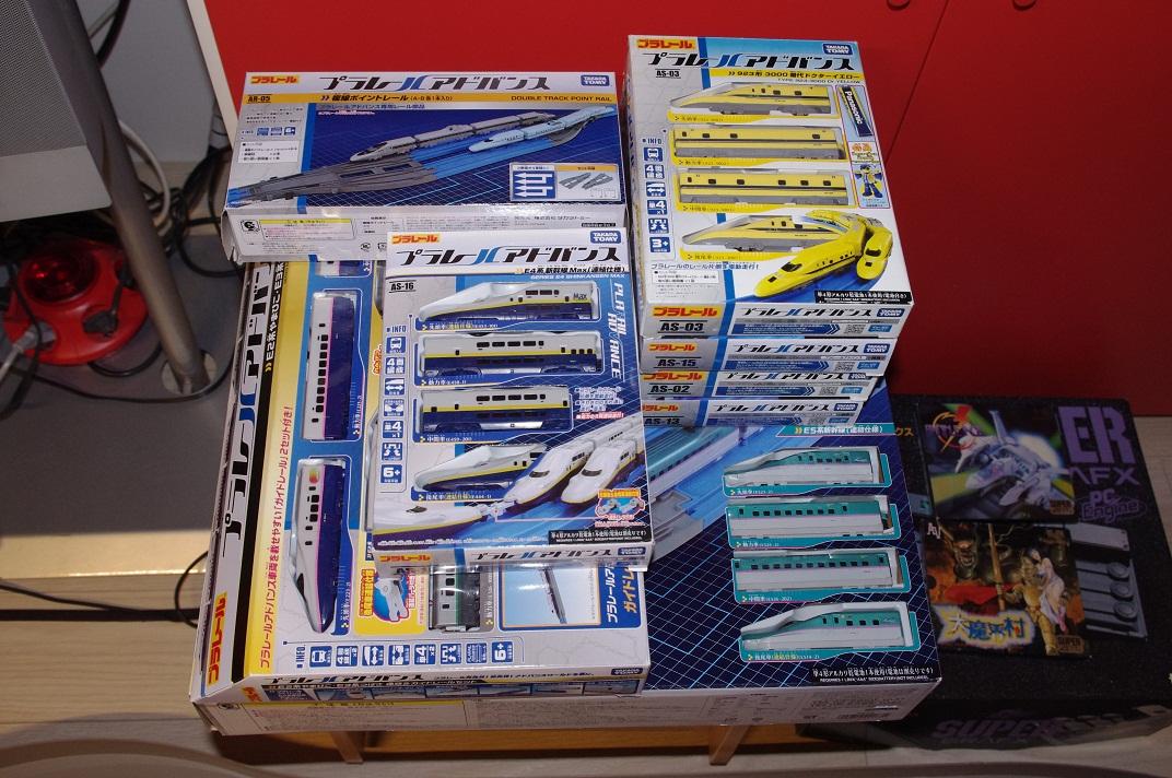 New Tomica plarail advance train | Toys Japan