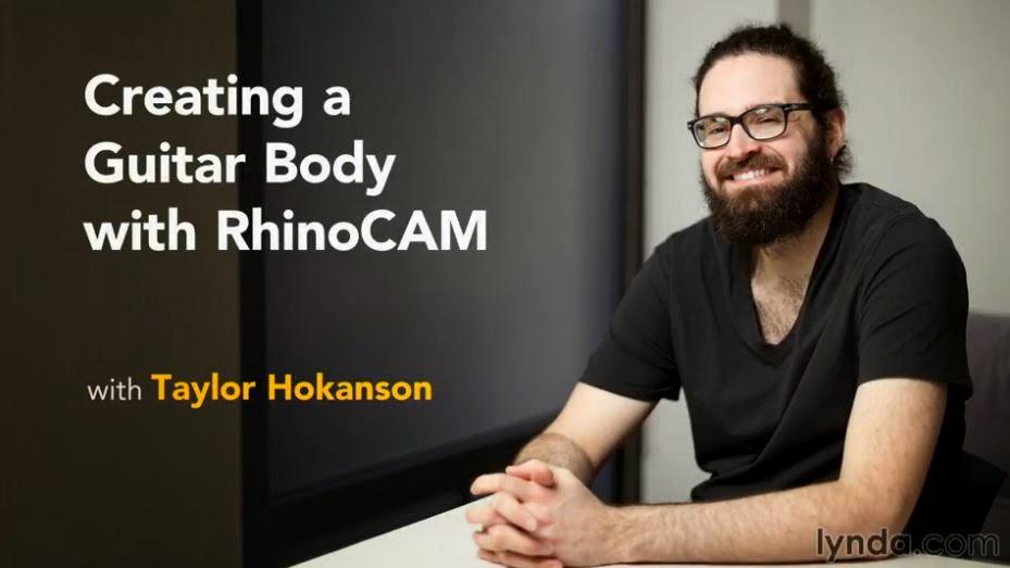 Creating-Guitar-Body-RhinoCAM