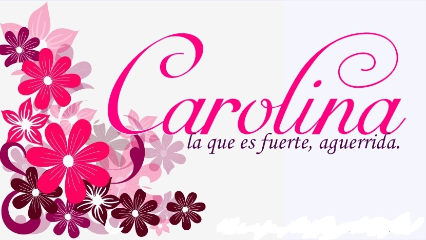CAROLINA CARCAMO