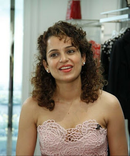 Kangana Ranaut Spotted at Dior Store Launch