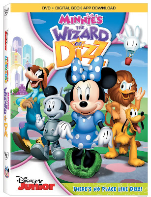Minnies The Wizard Of Dizz – DVDRIP LATINO