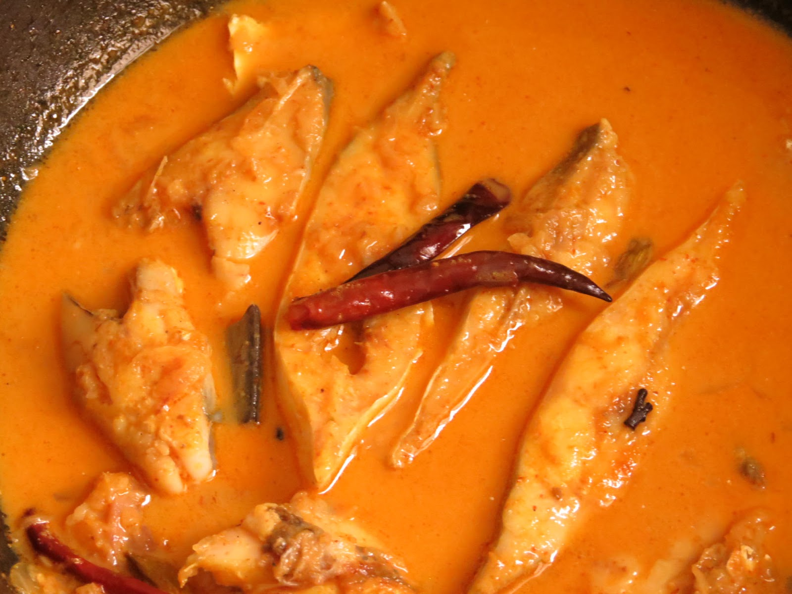 how to cook fish gravy