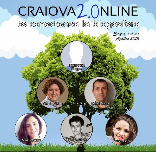 Craiova2Online - conectarea la blogosfera