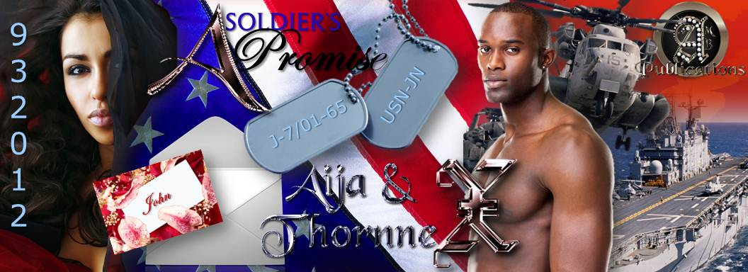 AMB PUBLICATIONS PRESENTS A SOLDIER'S PROMISE
