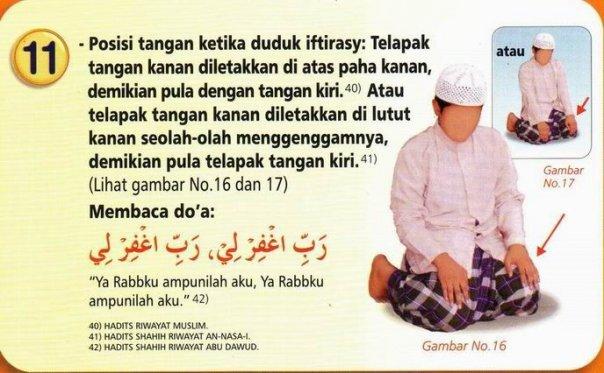 Gambar Tuntunan Shalat Sesuai Sunnah Rasulullah11
