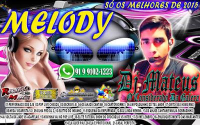 CD SÓ AS MELHORES DE 2015 EXCLUSIVO 23/08/2015
