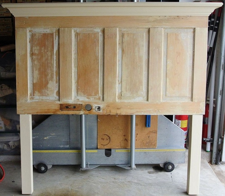 There are many ways of recycling old or used doors here are some prime ex&les. & Repurposed Door Ideas | US Door and More Inc. pezcame.com