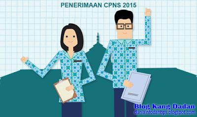 Pendaftaran Seleksi CPNS 2015