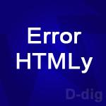 Solusi / Cara Mengatasi Beberapa Error Pada CMS HTMLy