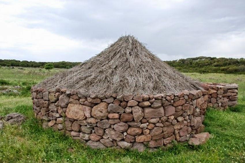 Cabane nuragique
