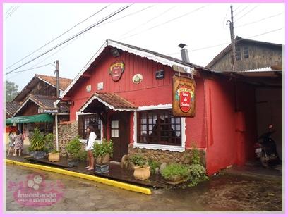 Alameda Gastronômica Tia Sofia em Maringá em Visconde de Mauá