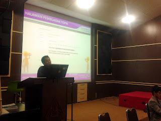 Presentasi Seminar nasional KNASTIK Yogyakarta 2013