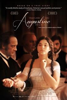 "Poster do filme ""Augustine"""