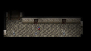 Hidden in the Shadows 2 freeware RPG horror PC game