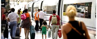 RailPanda: nuevo mercado 'online' de reventa de billetes de tren