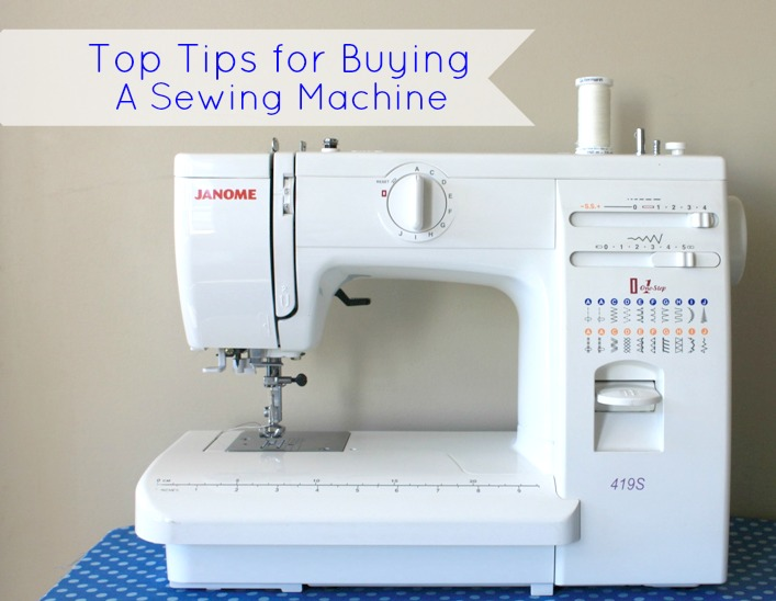 Choosing A Home Sewing Machine A Buyer's Guide Sew Delicious Extraordinary What Is The Best Home Sewing Machine
