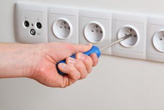 Montajes eléctricos para hogares