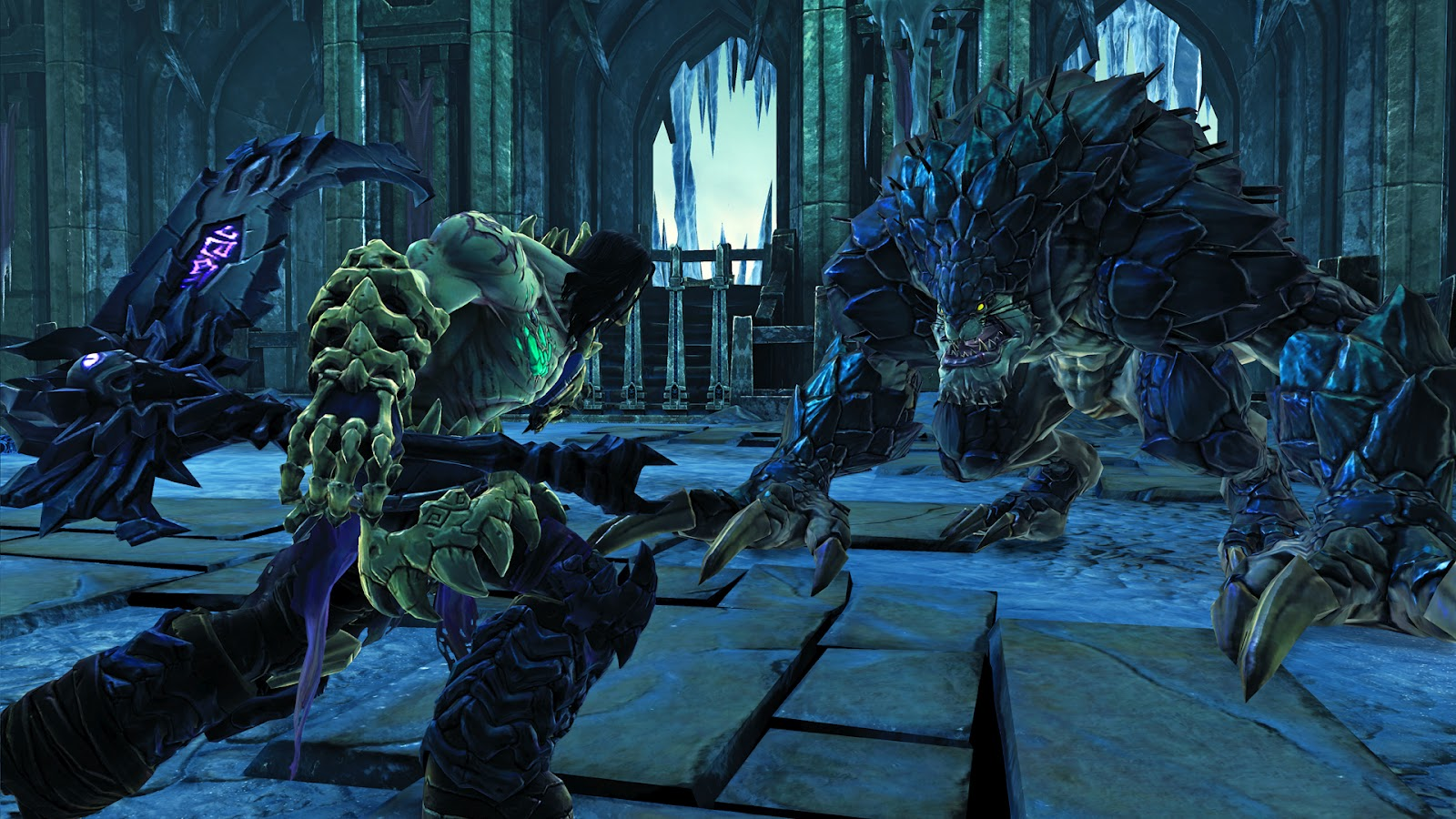 darksiders ii: argul's tomb and death rides pack (dlc review