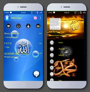 [BBM MOD] Islamic V.2.10.0.31 By Pitoy Cana