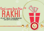 Paytm Rakshabandhan Special get flat 40% Cashback on Dry Fruits, Sweets and more at starting price Rs.51 : buytoearn