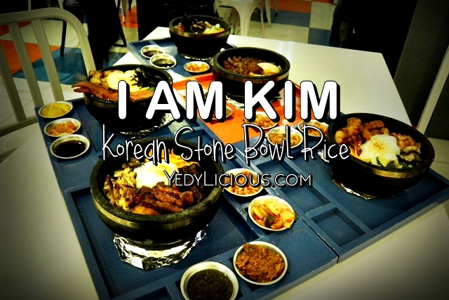 I Am Kim Korean Restaurant Estancia Mall Capitol Commons Pasig City