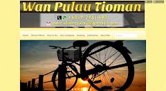 Tempahan Design Blog Wan Pulau Tioman