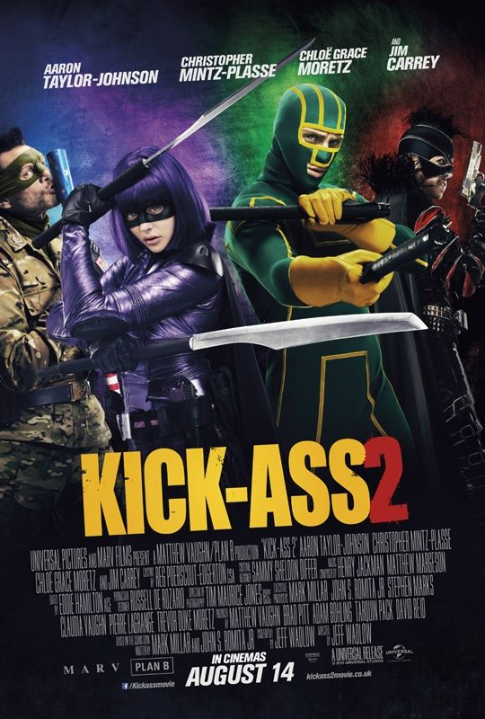Kick Ass 2 pelicula