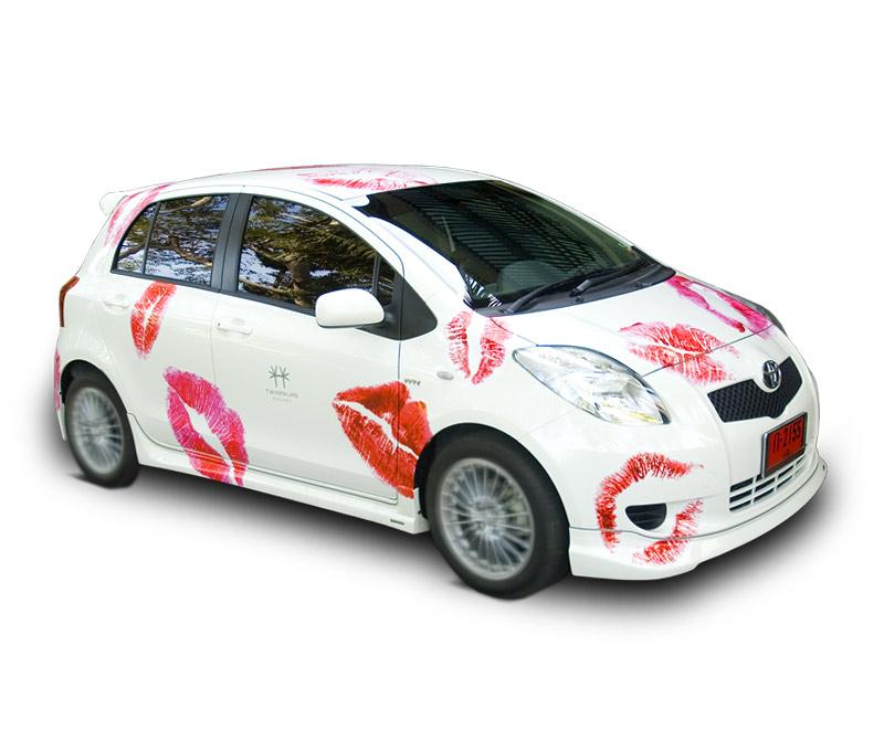 Design car graphics online