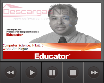 Educator &ndash; HTML5 with Jim Hague