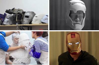 Iron Man Helmet-2