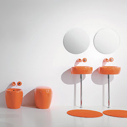 Vaso bidet, Vaso e bidet, Bagno, Sanitari, Design, Moderno