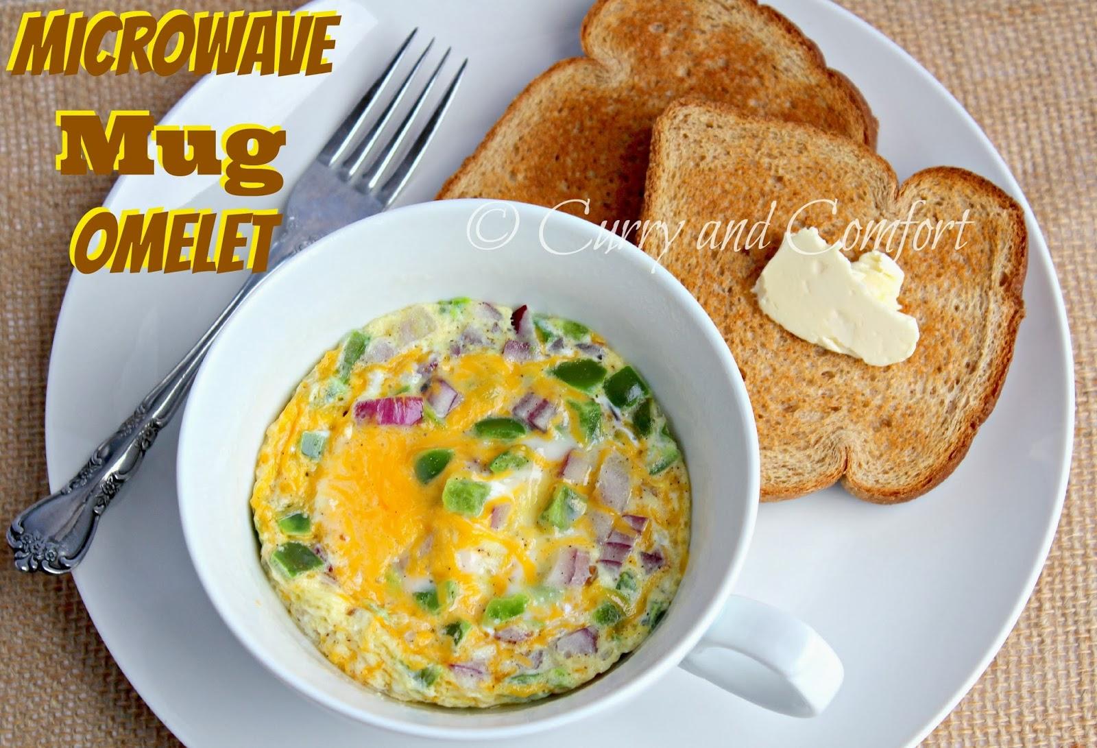 microwave egg omelet maker instructions